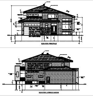 Dessin Agrandissement Plan Maison Construction Laurentides Lanaudiere Saint Jerome Dessinateur Martin Cyr Plans Agrandissement Renovations Laurentides Saint Jerome Laval